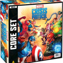 Marvel: Crisis Protocol - Miniatures Game