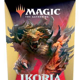 Theme Booster Ikoria: Lair of Behemoths - Monsters