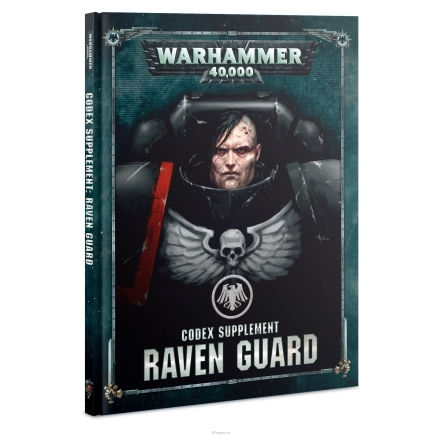 CODEX: RAVEN GUARD (ENGLISH)