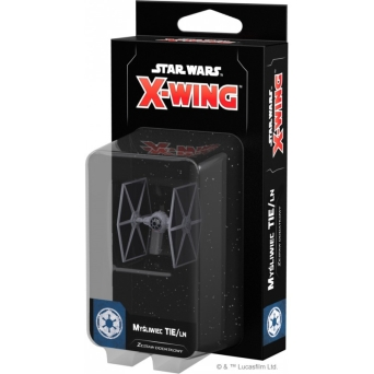 SW: X-Wing - Myśliwiec TIE Advanced x1