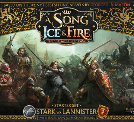 A Song Of Ice And Fire - Starter set