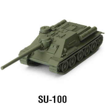 World of Tanks Expansion: SU-100 wersja PL