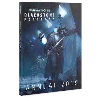 BLACKSTONE FORTRESS: ANNUAL 2019 (ENG)