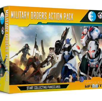 MILITARY ORDERS ACTION PACK