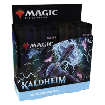 Collector Booster Box Kaldheim