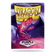 Koszulki na karty Dragon Shield - Matte Purple 100szt