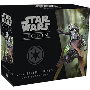 SW Legion: 74-Z Speeder Bikes Unit