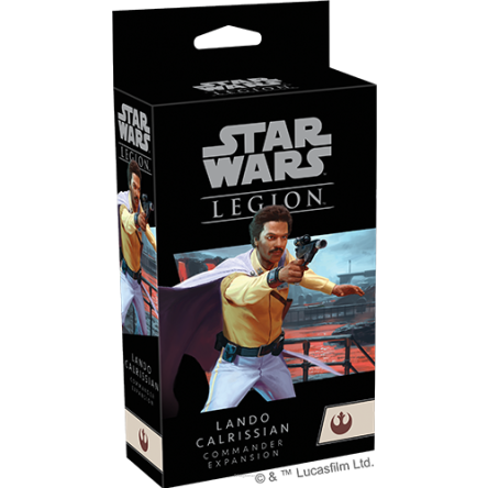 SW Legion: Lando Calrissian Commander Expansion