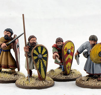 Dismounted Spanish Sergeants Two (4)