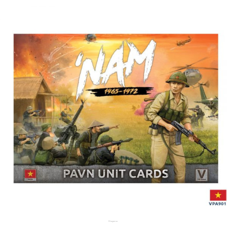 PAVN 'NAM Unit Card Pack