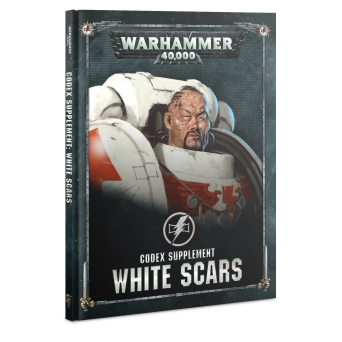 CODEX: WHITE SCARS (HB) (ENGLISH)