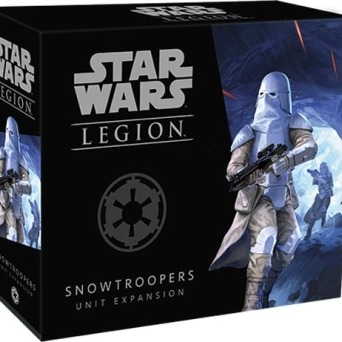 SW Legion: Snowtroopers Unit
