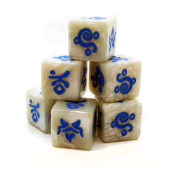 Magic System Dice (6)