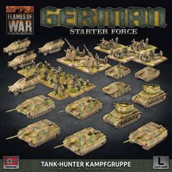 Tank-Hunter Kampfgruppe Army Deal