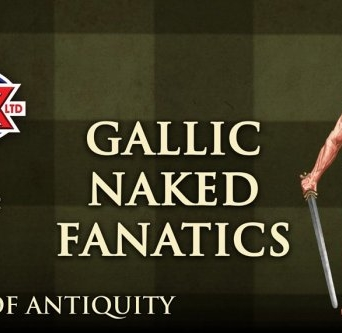 Ancient Gallic Naked Fanatics