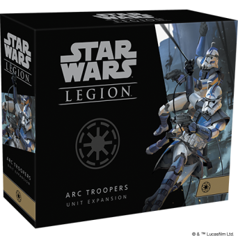 SW Legion: ARC Troopers Unit Expansion