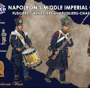 Napoleon's Middle Imperial Guard (60)