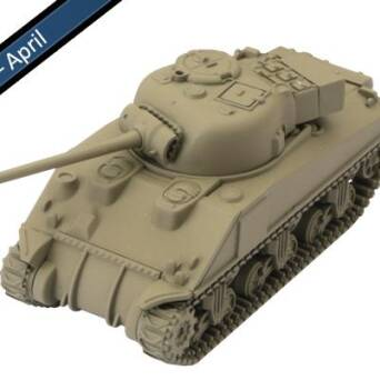 World of Tanks Expansion: Sherman VC Firefly