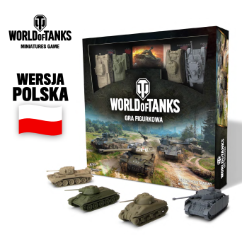 World of Tanks Miniature Game [POL]