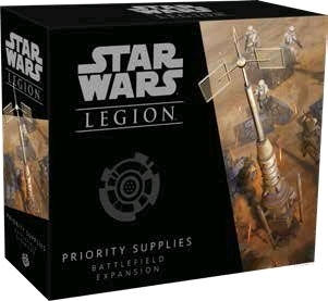 SW Legion: Priority Supplies Battlefield