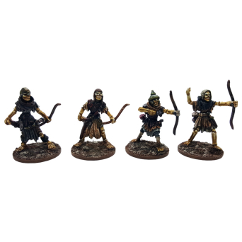 Undead Legions Warriors /w Bows
