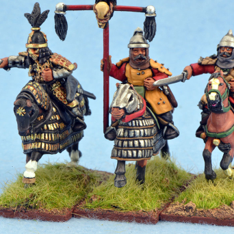 Mongol High Command