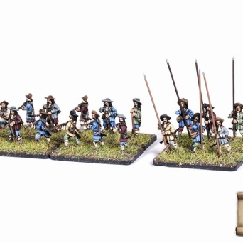 Imperial Infantry – 2 companies