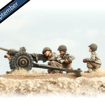 37mm Anti-tank Gun Platoon