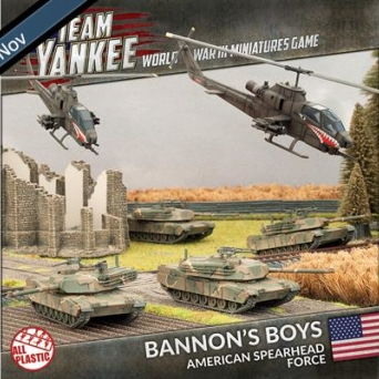 Bannon's Boys - American Spearhead Force