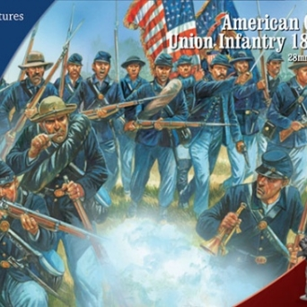 American Civil War Union Infantry 1861-65