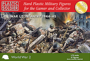 1/72nd American Infantry 1944-45