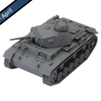 World of Tanks Expansion: Pz.Kpfw. III Ausf. J