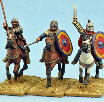 Late Roman Cavalry Command One