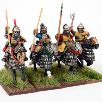 Mongol Hearthguards (1 points)
