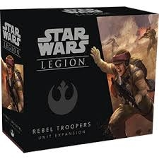 SW Legion: Rebel Troopers Unit