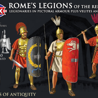 Rome's Legions of the Republic (II) Pectoral Armour
