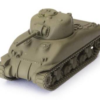 World of Tanks Expansion - M4A1 Sherman wersja PL