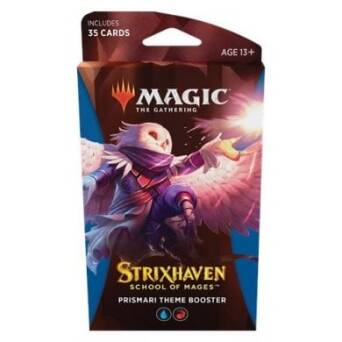 Strixhaven: School of Mages Theme Booster - Prismari