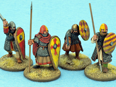 Dismounted Spanish Knights One (4)