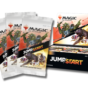 Magic: the Gathering: Jumpstart Booster