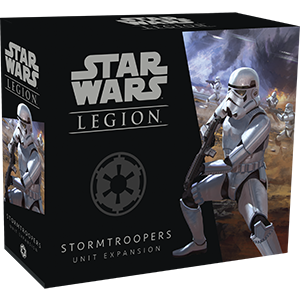 SW Legion: Stormtroopers Unit