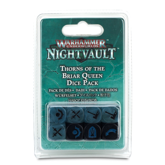 WHU: THORNS OF THE BRIAR QUEEN DICE