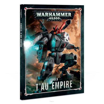 CODEX: T'AU EMPIRE (HB) (ENG)