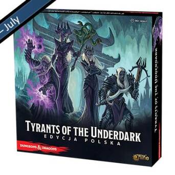 Tyrants of the Underdark (Updated Edition) - wersja PL