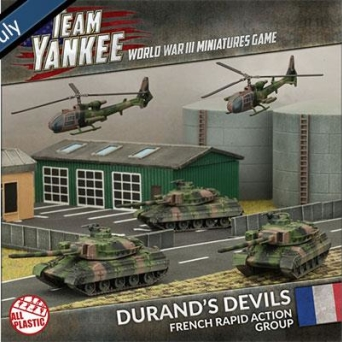 Durand's Devils (Plastic Army Deal)