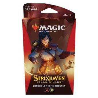 Strixhaven: School of Mages Theme Booster - Lorehold
