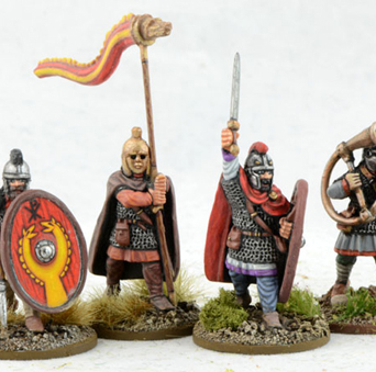 Late Roman Infantry Command One