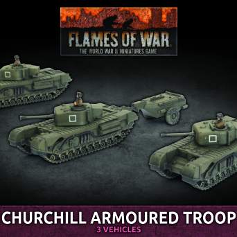 Churchill Armoured Squadron