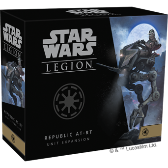 SW Legion: Republic AT-RT Unit Expansion