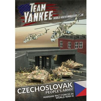 Czechoslovak People's Army: A4, 24 pages, Booklet